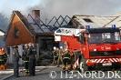 Bygn.brand-Villa/rækkehus, Mølholmvej, Jerslev