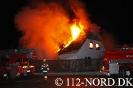 130124 Bygn.brand-Villa/rækkehus, Palægade, Jerslev
