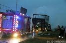 131112 Brand-Lastbil/Bus, E39 Nordgående