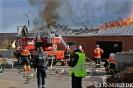 150312 Bygn.brand-Garage, Fritliggende, Borgergade, Jerslev