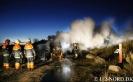 170423 Brand-Landbrugsredskab, Øster Grønskovvej (Søhedenvej), Kirkholt, Jerslev